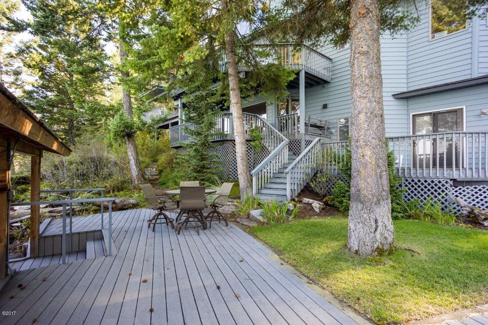 Additional photo for property listing at 975  Angel Point Road 975  Angel Point Road Lakeside, Монтана,59922 Соединенные Штаты