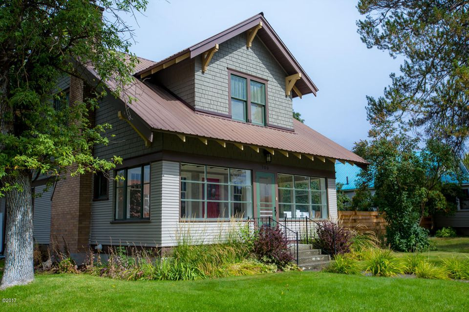 Single Family Home for Sale at 706 East 2nd Street 706 East 2nd Street Whitefish, Montana 59937 United States