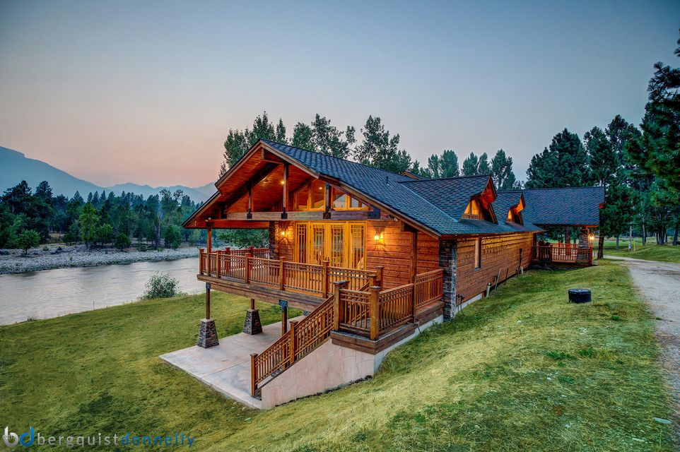 Single Family Home for Sale at 1175 Sleeping Child Road 1175 Sleeping Child Road Hamilton, Montana 59840 United States