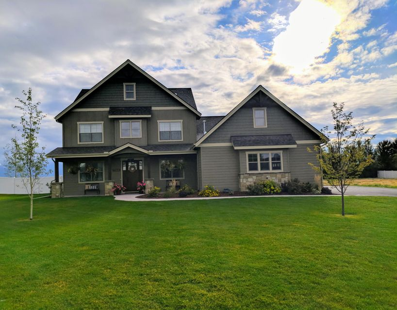 Single Family Home for Sale at 242 East Bowman Drive 242 East Bowman Drive Kalispell, Montana 59901 United States