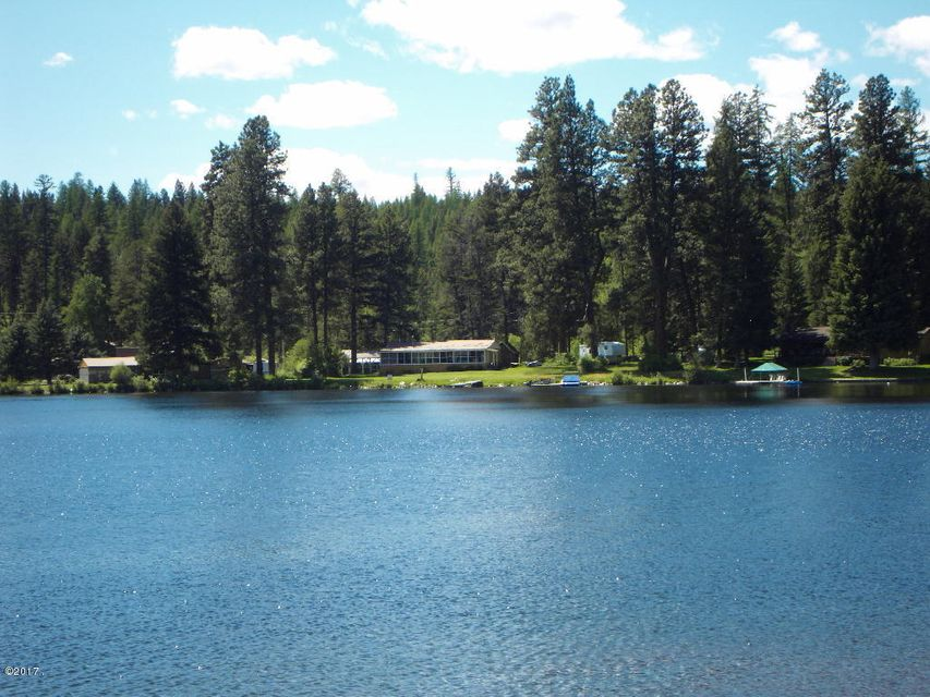 Single Family Home for Sale at 8619 North Placid Lake Road 8619 North Placid Lake Road Seeley Lake, Montana 59868 United States