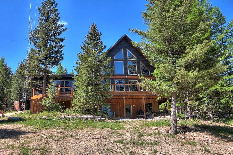 Maison unifamiliale pour l Vente à 10830 Lost Prairie Road 10830 Lost Prairie Road Marion, Montana,59925 États-Unis