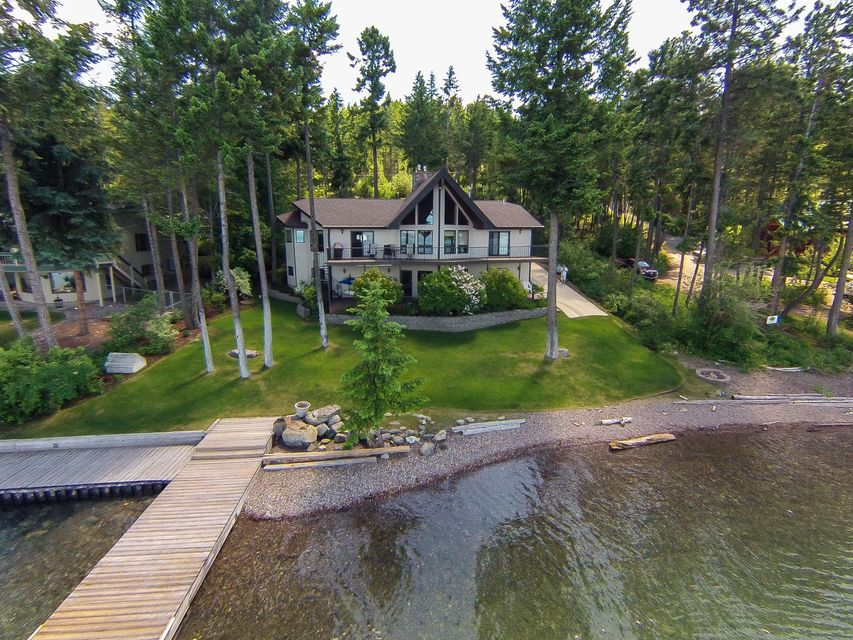Additional photo for property listing at 563  Conrad Point Road 563  Conrad Point Road Lakeside, Монтана,59922 Соединенные Штаты