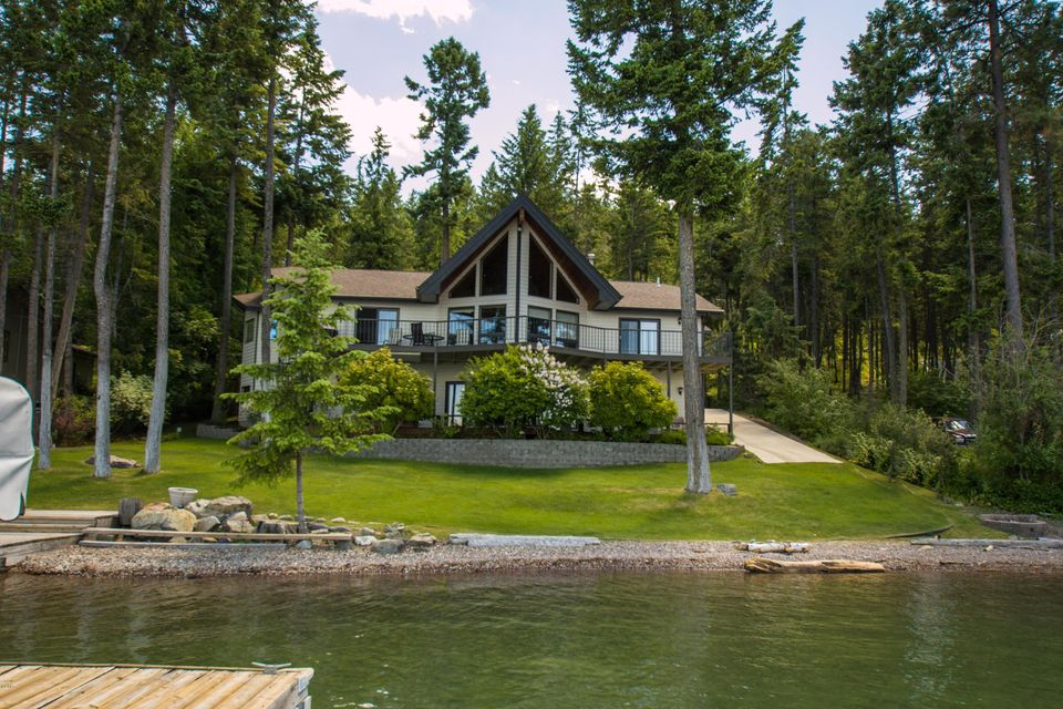 Additional photo for property listing at 563  Conrad Point Road 563  Conrad Point Road Lakeside, Montana,59922 Stati Uniti