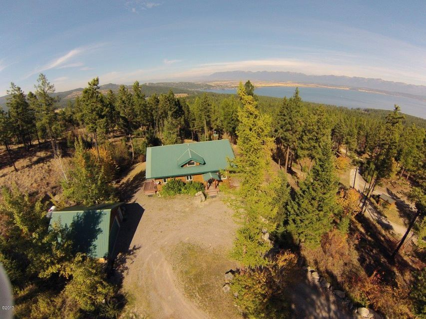 Single Family Home for Sale at 1020 Bear Mountain Road 1020 Bear Mountain Road Lakeside, Montana 59922 United States