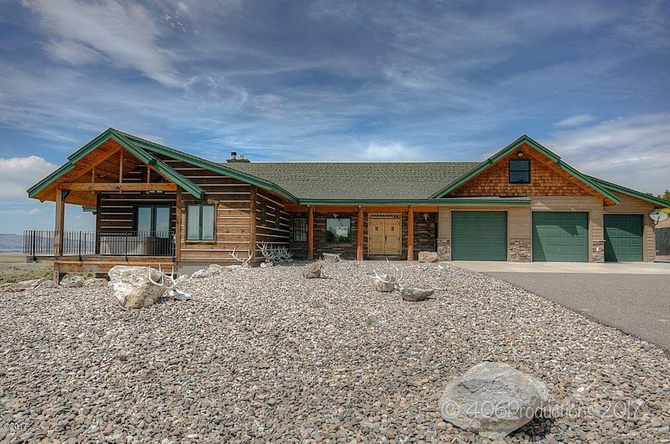 Single Family Home for Sale at Nhn Mt Hwy 284 Nhn Mt Hwy 284 Townsend, Montana 59644 United States