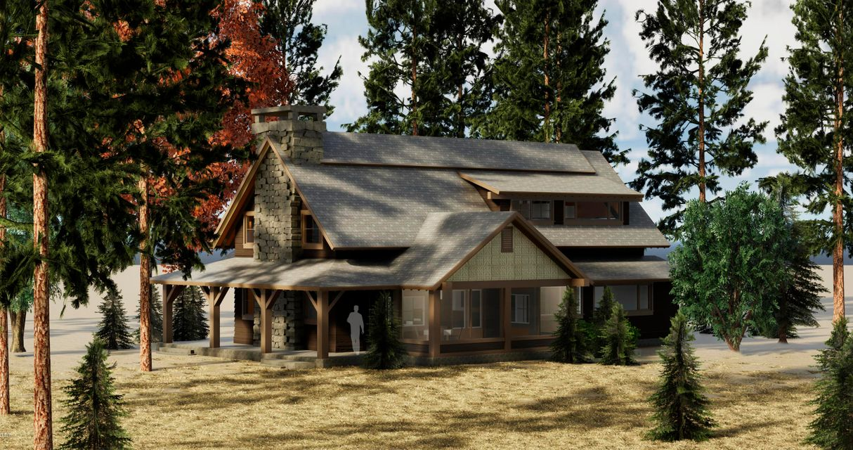 独户住宅 为 销售 在 220 Woodlandstar Circle 220 Woodlandstar Circle 怀特菲什, 蒙大拿州,59937 美国