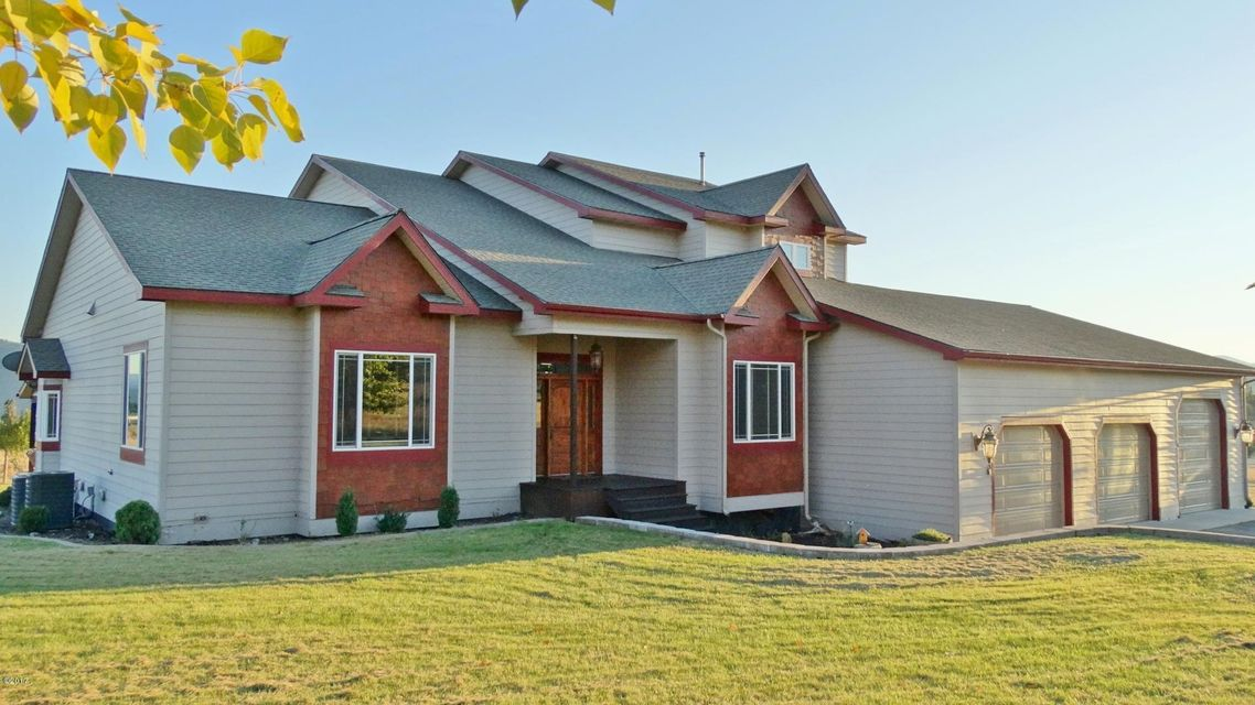 Single Family Home for Sale at 17807 Brass Lane 17807 Brass Lane Frenchtown, Montana 59834 United States