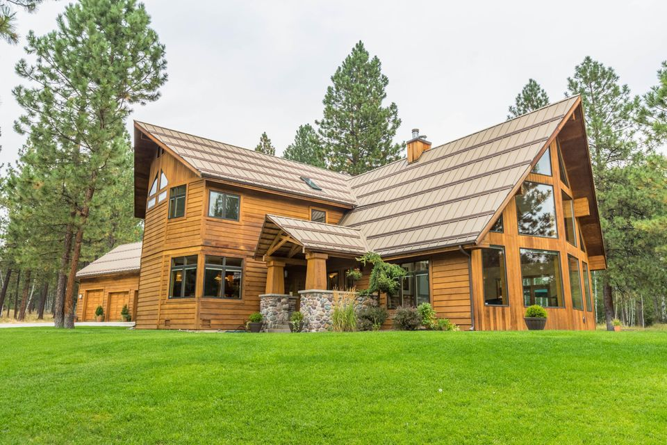 Single Family Home for Sale at 9214 Keegan Trail 9214 Keegan Trail Missoula, Montana 59808 United States