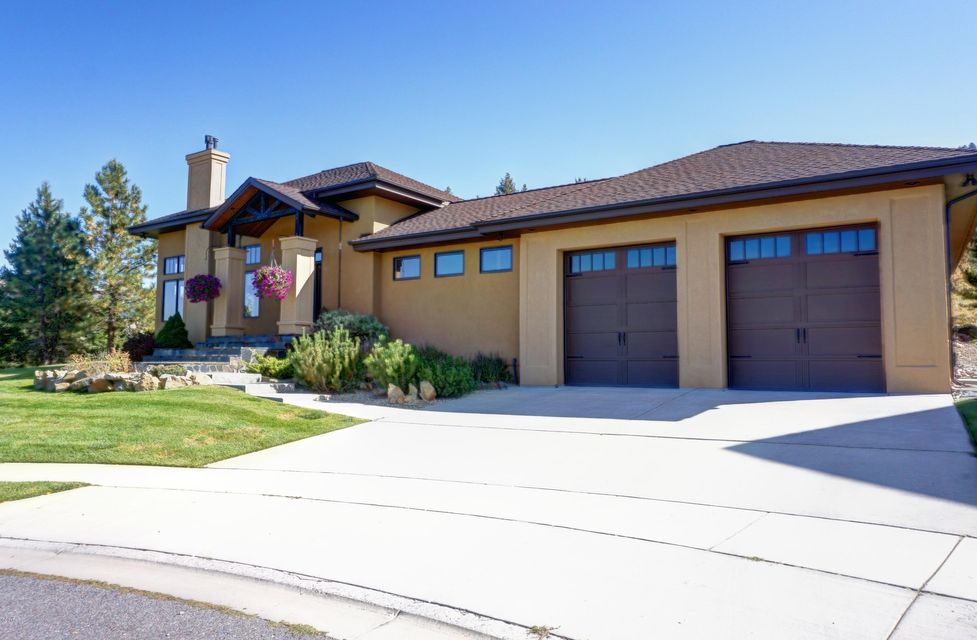 Single Family Home for Sale at 5202 Pryor Mountain Court 5202 Pryor Mountain Court Missoula, Montana 59803 United States