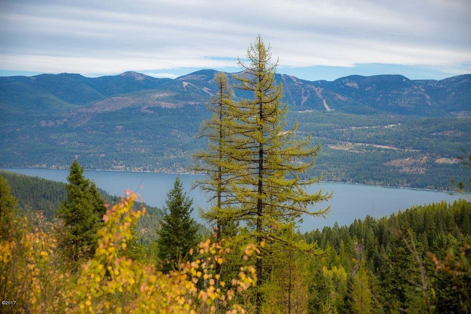 Land for Sale at Inspiration Drive Inspiration Drive Whitefish, Montana 59937 United States