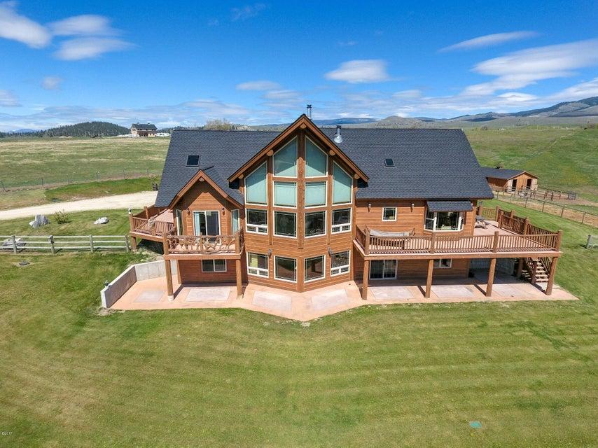 Single Family Home for Sale at 2152 Poppy Lane 2152 Poppy Lane Corvallis, Montana 59828 United States