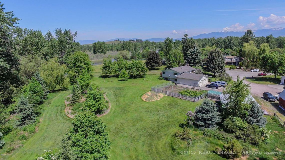 Single Family Home for Sale at 4885 Spurgin Road 4885 Spurgin Road Missoula, Montana 59804 United States