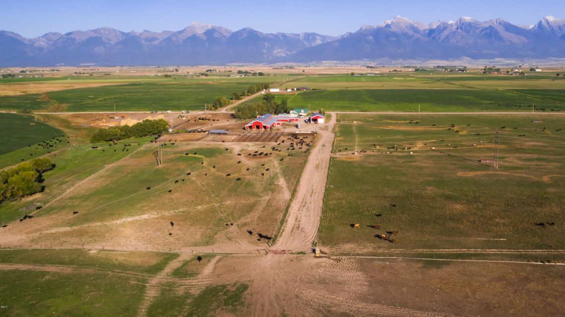 Single Family Home for Sale at 56061 Crow Dam Road 56061 Crow Dam Road Charlo, Montana 59824 United States