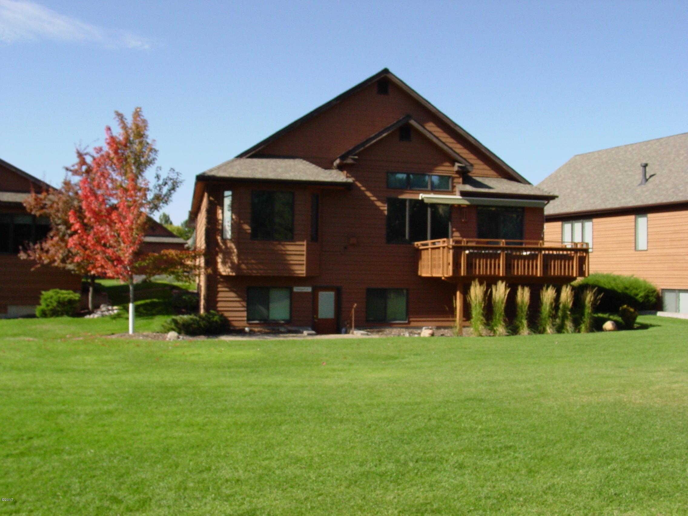 Single Family Home for Sale at 5 Brookside Way 5 Brookside Way Missoula, Montana 59802 United States