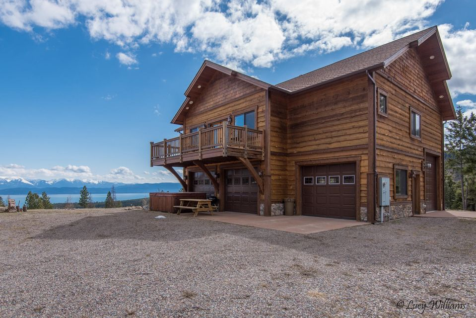 Single Family Home for Sale at 768 Cloud Creek Road 768 Cloud Creek Road Somers, Montana 59932 United States