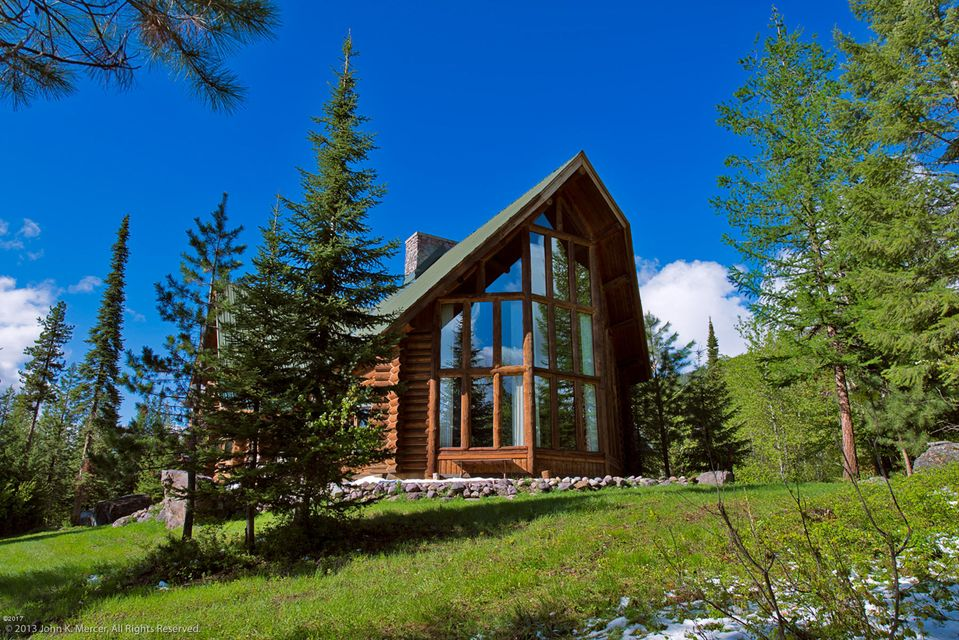 Single Family Home for Sale at 2515 Smith Creek Road 2515 Smith Creek Road Condon, Montana 59826 United States