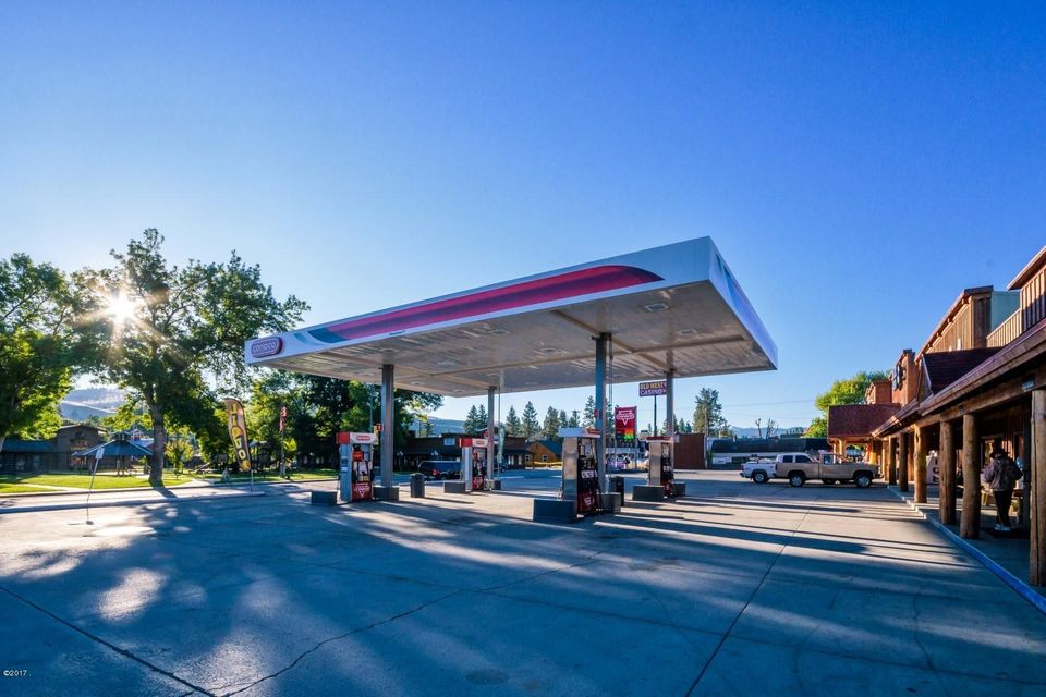 Commercial for Sale at 101-111 South Main Street 101-111 South Main Street Darby, Montana 59829 United States