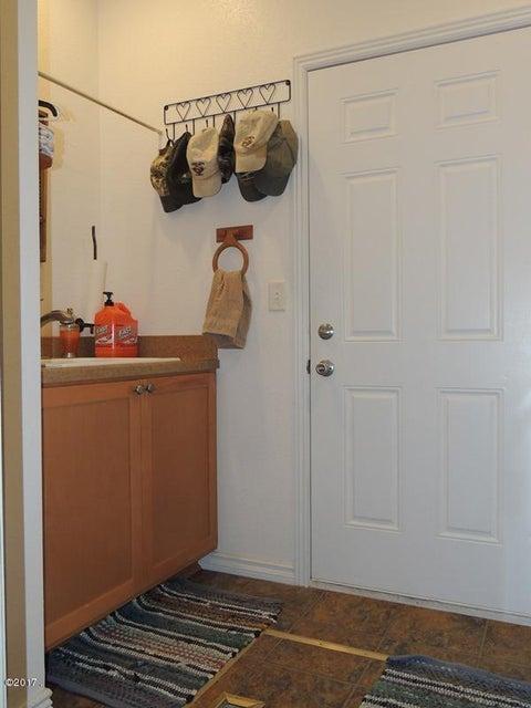 laundry room - garage entrance