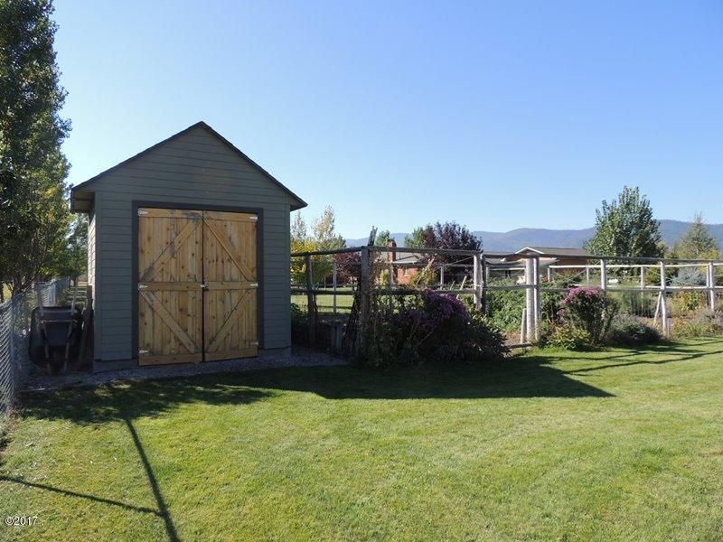 shed & garden