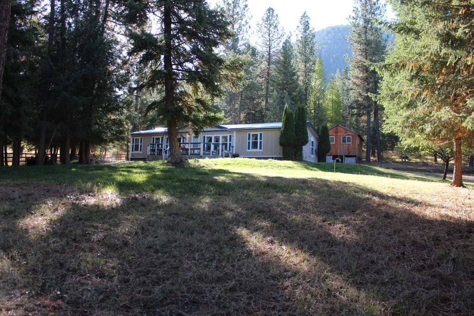 Home on 3.6 acres