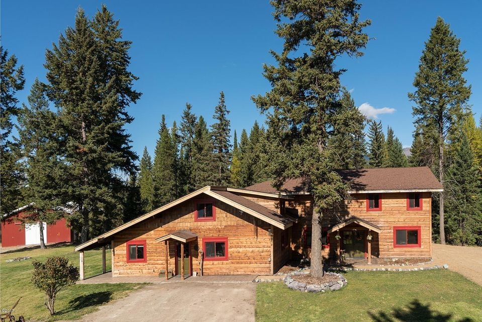 Single Family Home for Sale at 1170 Lupfer Road 1170 Lupfer Road Whitefish, Montana 59937 United States