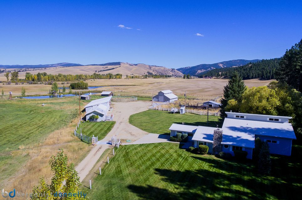 Single Family Home for Sale at 6948 Edwards Road 6948 Edwards Road Sula, Montana 59871 United States
