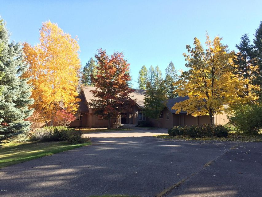 Single Family Home for Sale at Address Not Available Whitefish, Montana 59937 United States