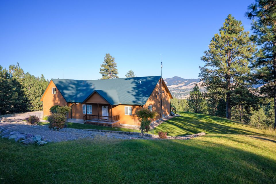 Single Family Home for Sale at 5064 Skyway Drive 5064 Skyway Drive Missoula, Montana 59804 United States