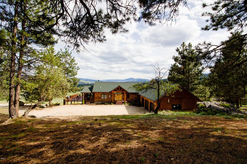 Single Family Home for Sale at 564 Stags Leap Road 564 Stags Leap Road Darby, Montana 59829 United States