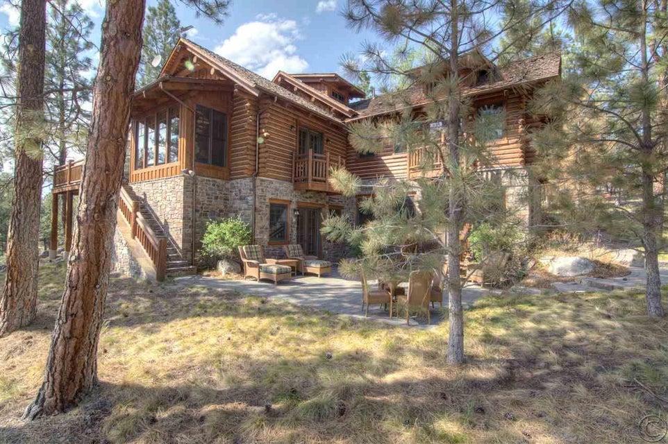 Single Family Home for Sale at 726 Pallo Trail 726 Pallo Trail Hamilton, Montana 59840 United States