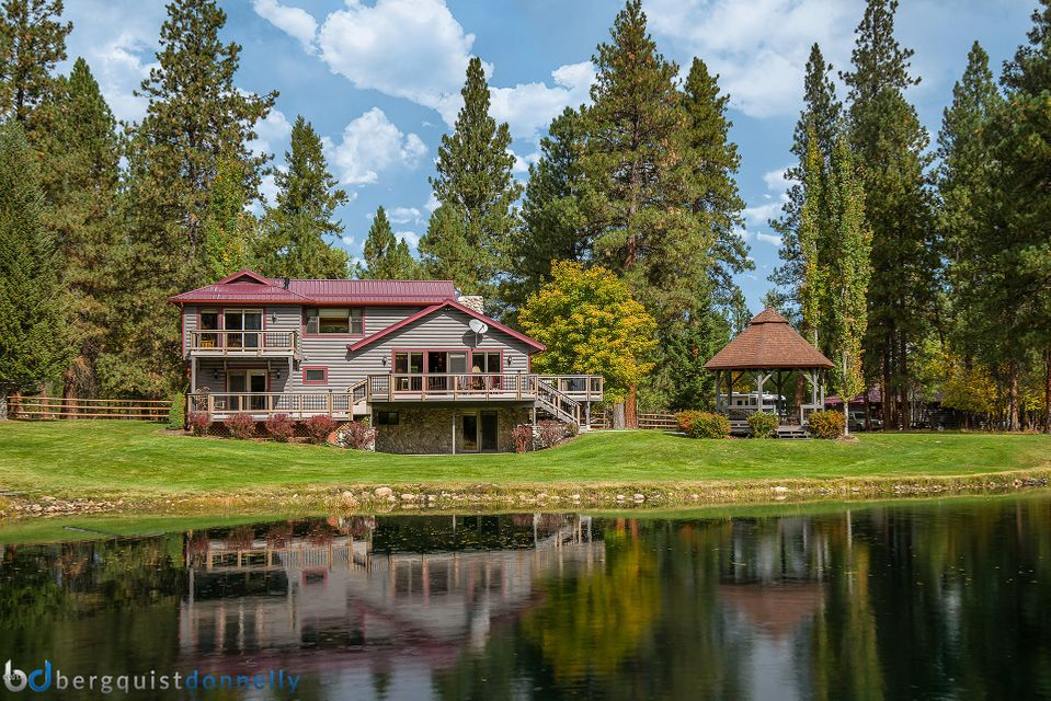 Single Family Home for Sale at 465 Larch Lane 465 Larch Lane Victor, Montana 59875 United States