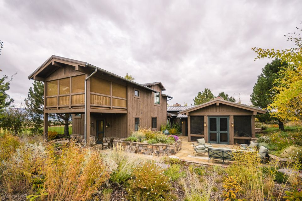 Single Family Home for Sale at 535 Palfiena Trail 535 Palfiena Trail Hamilton, Montana 59840 United States