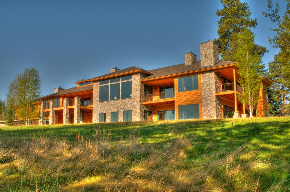 Single Family Home for Sale at 498 Hillside Ranch Road 498 Hillside Ranch Road Victor, Montana 59875 United States