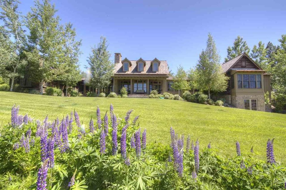 Single Family Home for Sale at 1492 Stock Farm Road 1492 Stock Farm Road Hamilton, Montana 59840 United States