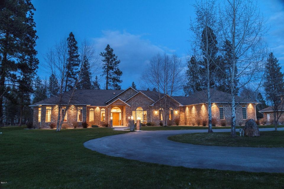 Single Family Home for Sale at 3548 Hale Lane 3548 Hale Lane Missoula, Montana 59804 United States