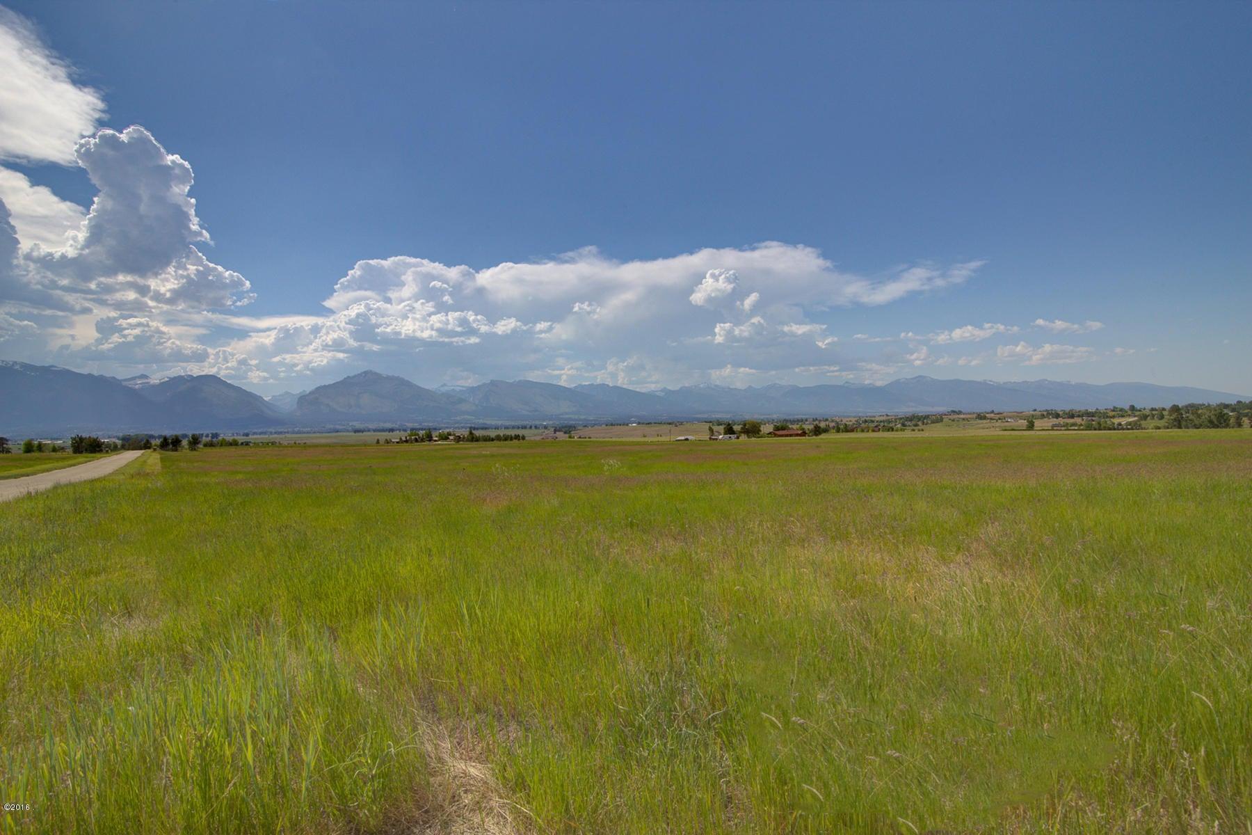 Land for Sale at Lot 7b Palfiena Trail Lot 7b Palfiena Trail Hamilton, Montana 59840 United States