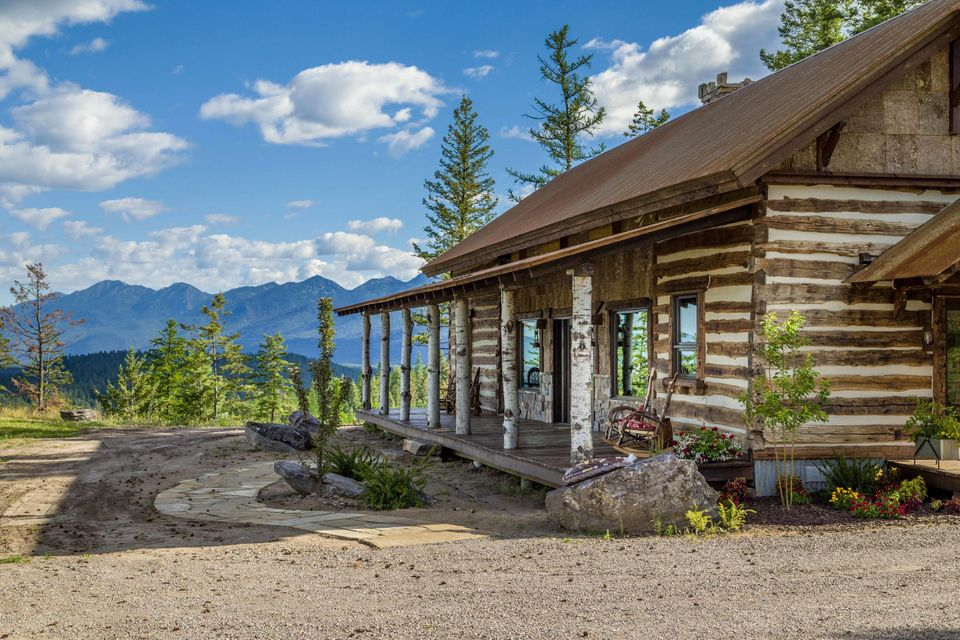 Single Family Home for Sale at 1395 Bigfork Stage Road 1395 Bigfork Stage Road Bigfork, Montana 59911 United States