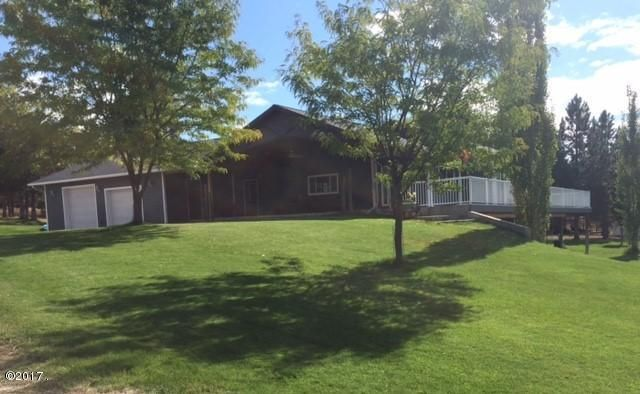 Single Family Home for Sale at 5310 Kollmans Way 5310 Kollmans Way Florence, Montana 59833 United States