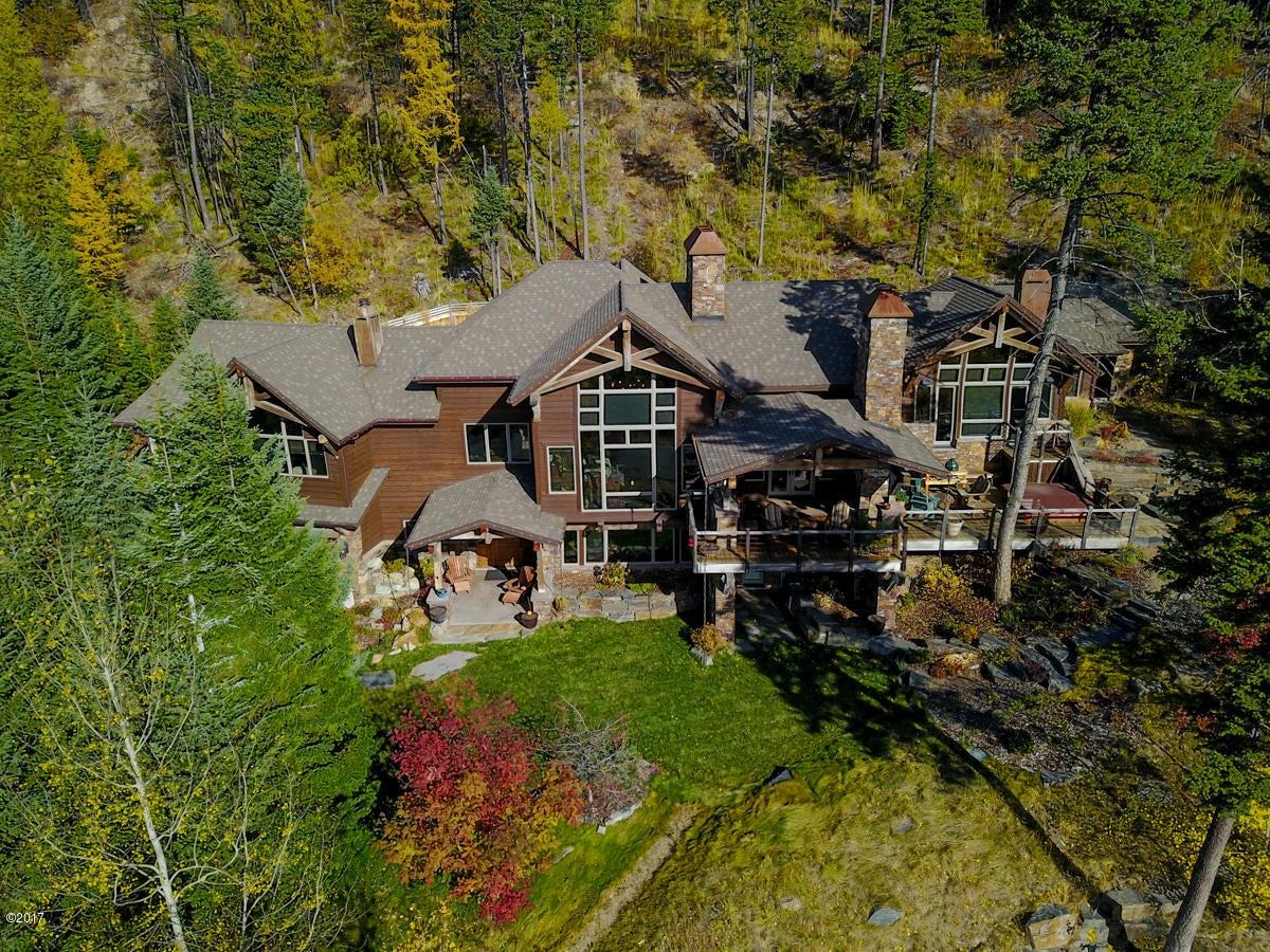 Einfamilienhaus für Verkauf beim 1013 Whispering Lane 1013 Whispering Lane Whitefish, Montana,59937 Vereinigte Staaten