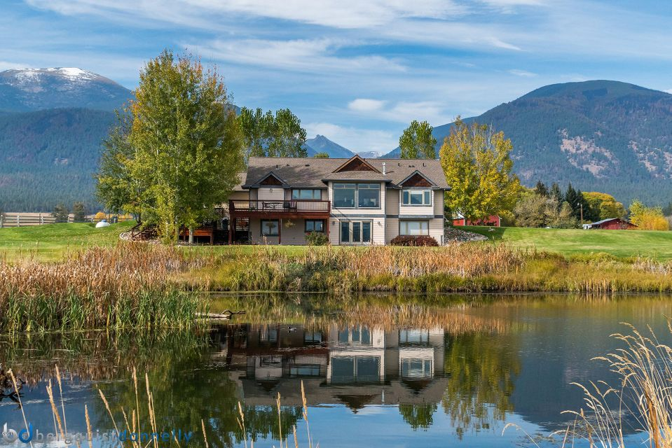 Single Family Home for Sale at 150 Lone Star Road 150 Lone Star Road Florence, Montana,59833 United States
