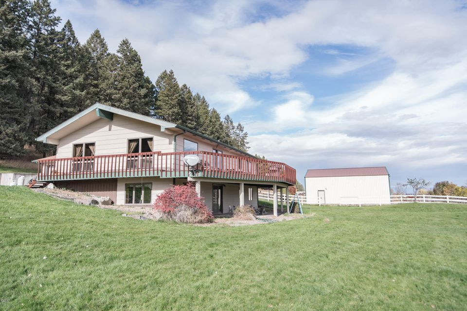 Single Family Home for Sale at 435 White Basin Road 435 White Basin Road Kalispell, Montana 59901 United States