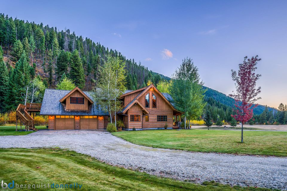 Single Family Home for Sale at Timber Ridge Drive Timber Ridge Drive Sula, Montana 59871 United States