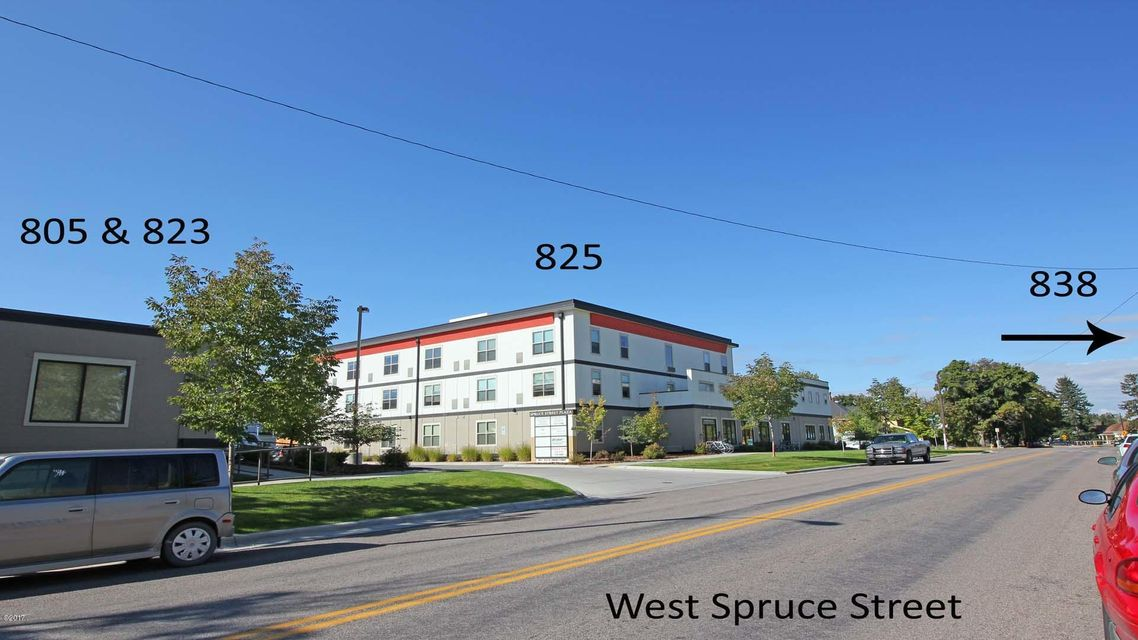 Multi-Family Home for Sale at 805-825 West Spruce Street 805-825 West Spruce Street Missoula, Montana 59802 United States