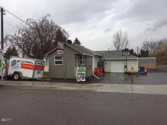 Commercial for Sale at 1640 Montana Street 1640 Montana Street Missoula, Montana 59801 United States