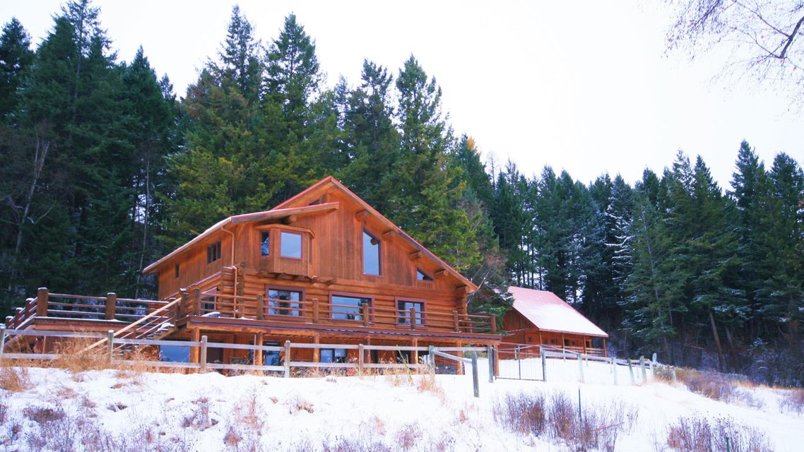 Single Family Home for Sale at 470 Whitefish Trail 470 Whitefish Trail Kalispell, Montana 59901 United States