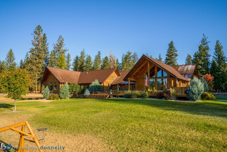 Single Family Home for Sale at 20925 Spotted Fawn Road 20925 Spotted Fawn Road Huson, Montana,59846 United States