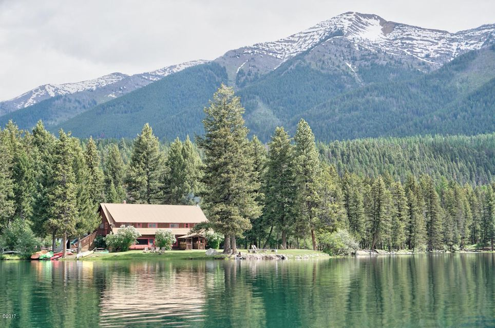 Commercial for Sale at 1947 Holland Lake Lodge Road 1947 Holland Lake Lodge Road Condon, Montana 59826 United States