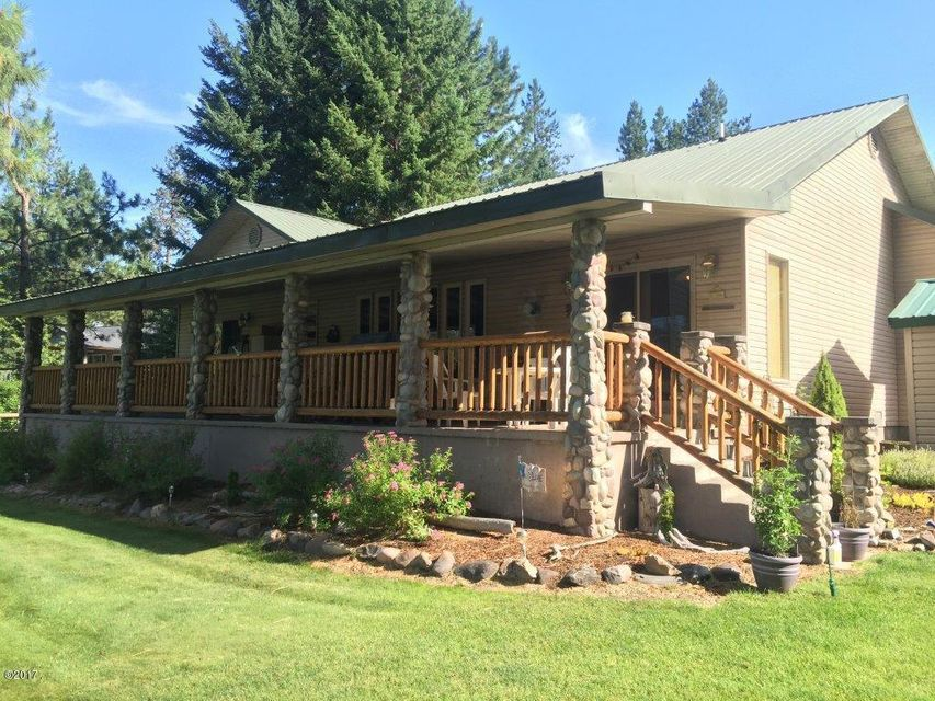 Single Family Home for Sale at 1184 Old Mill Loop 1184 Old Mill Loop St. Regis, Montana 59866 United States