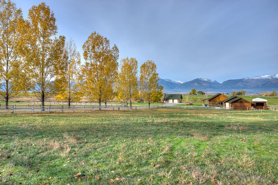 Single Family Home for Sale at 786 Moondance Lane 786 Moondance Lane Corvallis, Montana 59828 United States